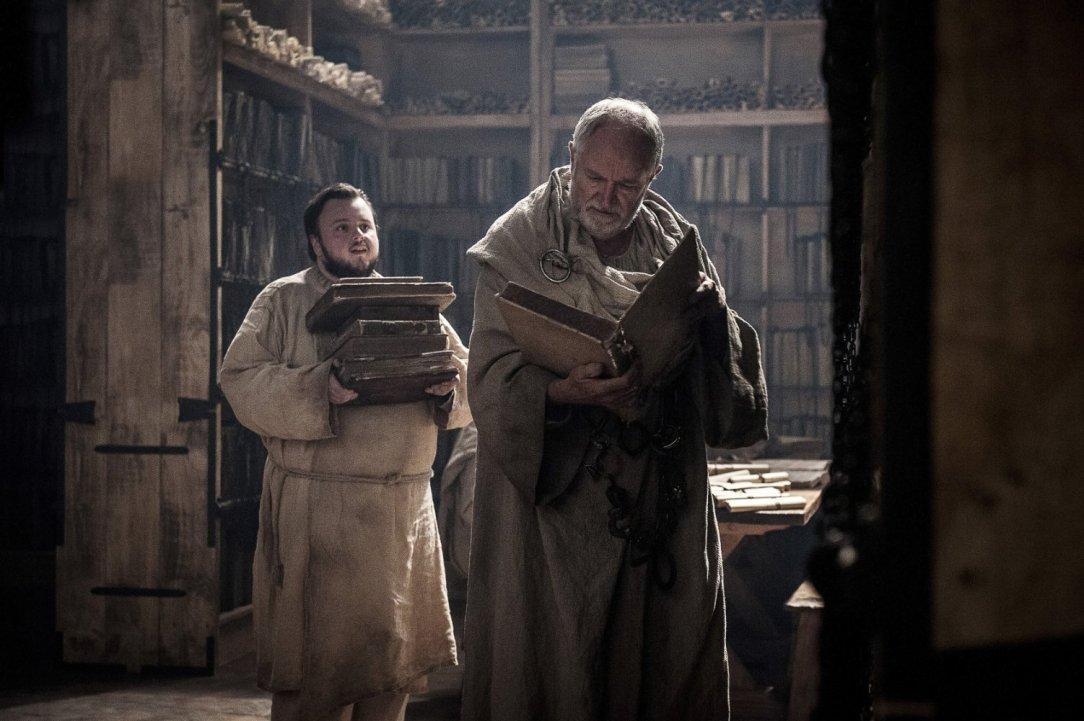 Sam Oldtown Maester