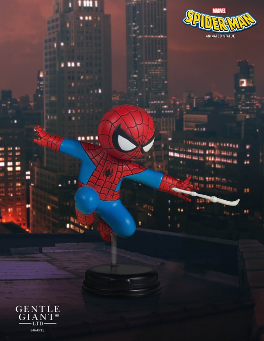spidermananimatedposter