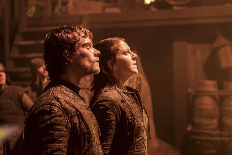 Yara and Theon