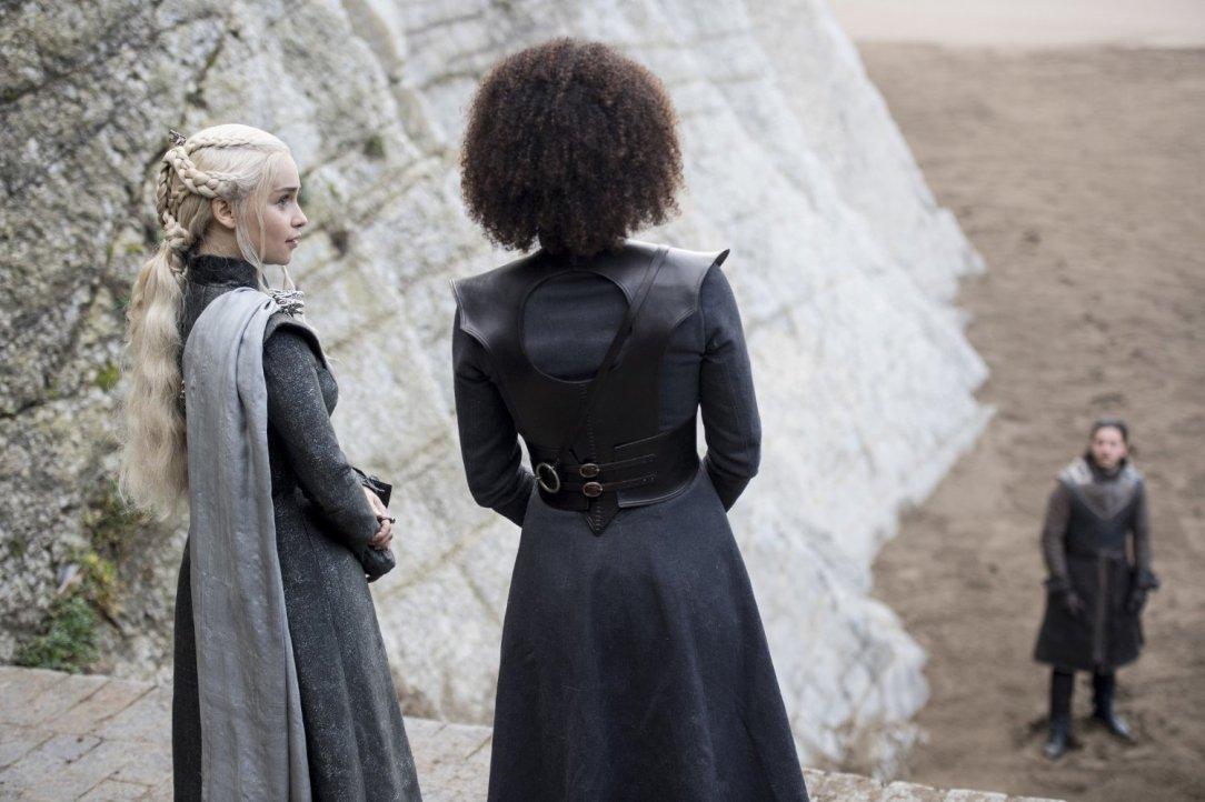Daenerys Missandei Jon