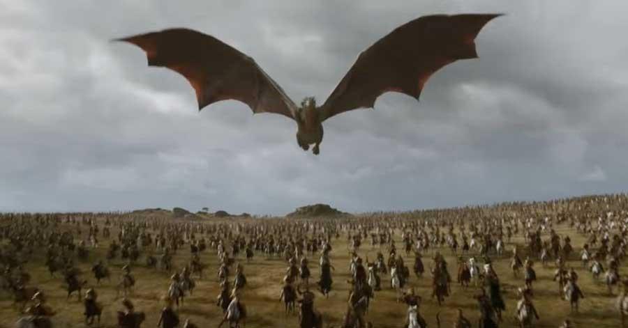 Drogon Dothraki