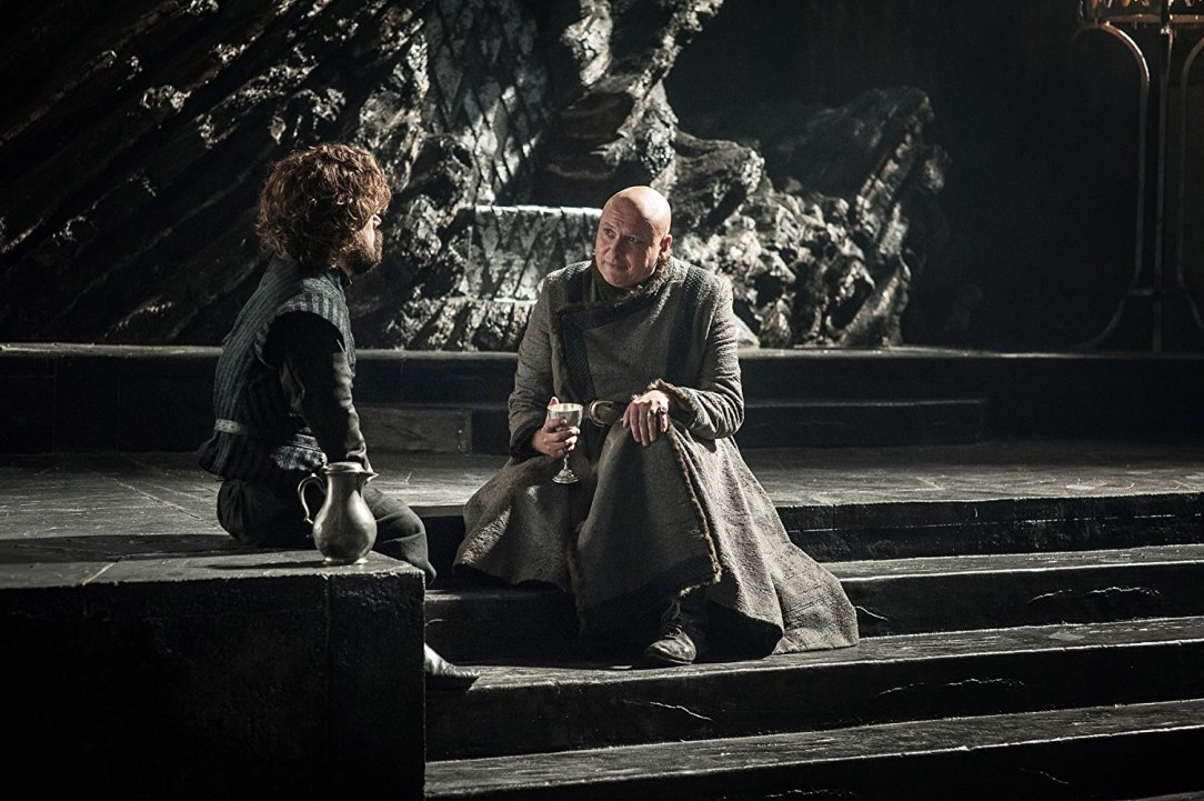 Tyrion and Varys