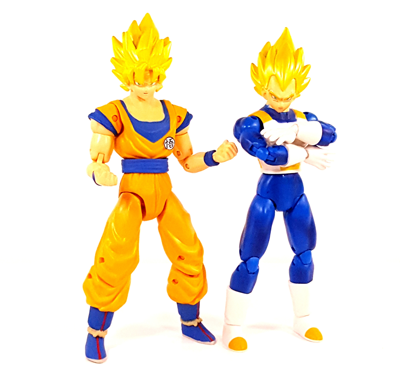 Ensemble de 3 Bandai Dragon Ball Super-Dragon Stars Series 12