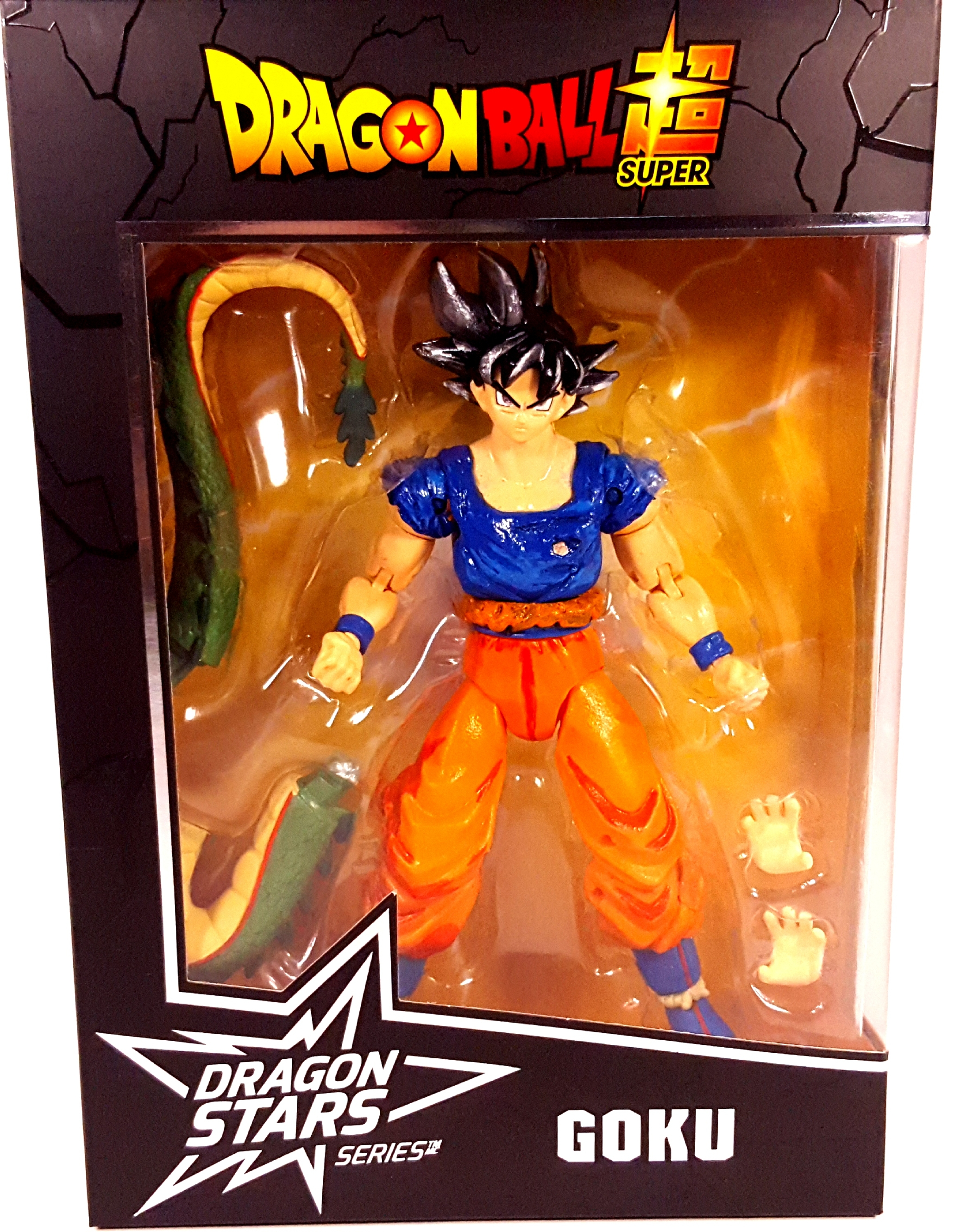 Dragonball Super Dragon Stars Ultra Instinct Goku Custom Review