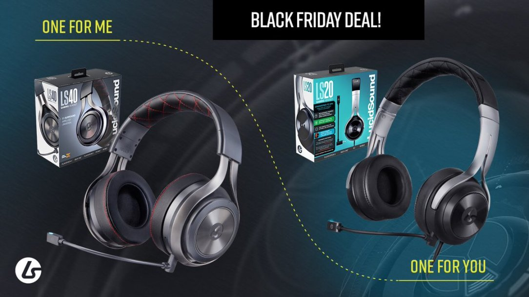 Lucid Black Friday