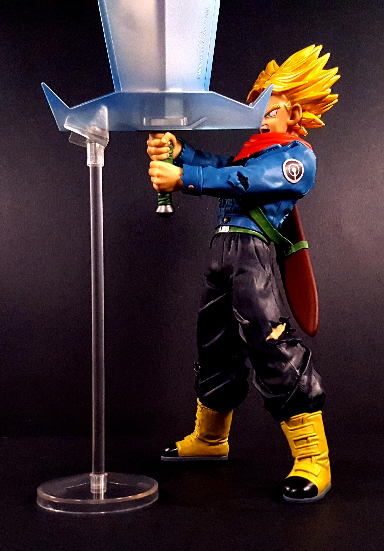 Dragon Ball Super Saiyan 2 Trunks Final Hope Slash Figure