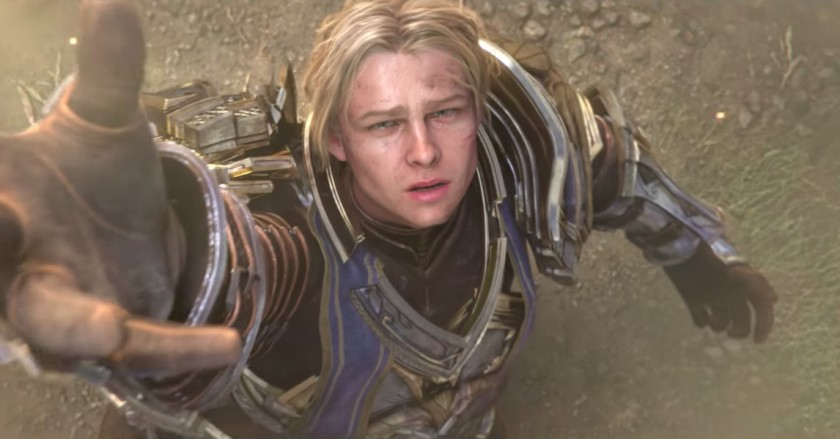 Anduin Wyrnn, King of Stormwind