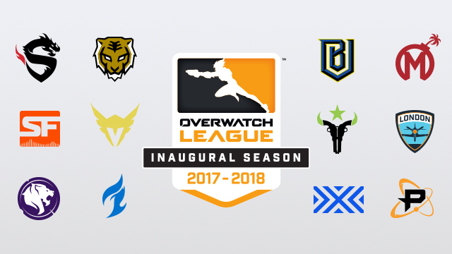 Overwatch Teams