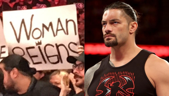 woman reigns