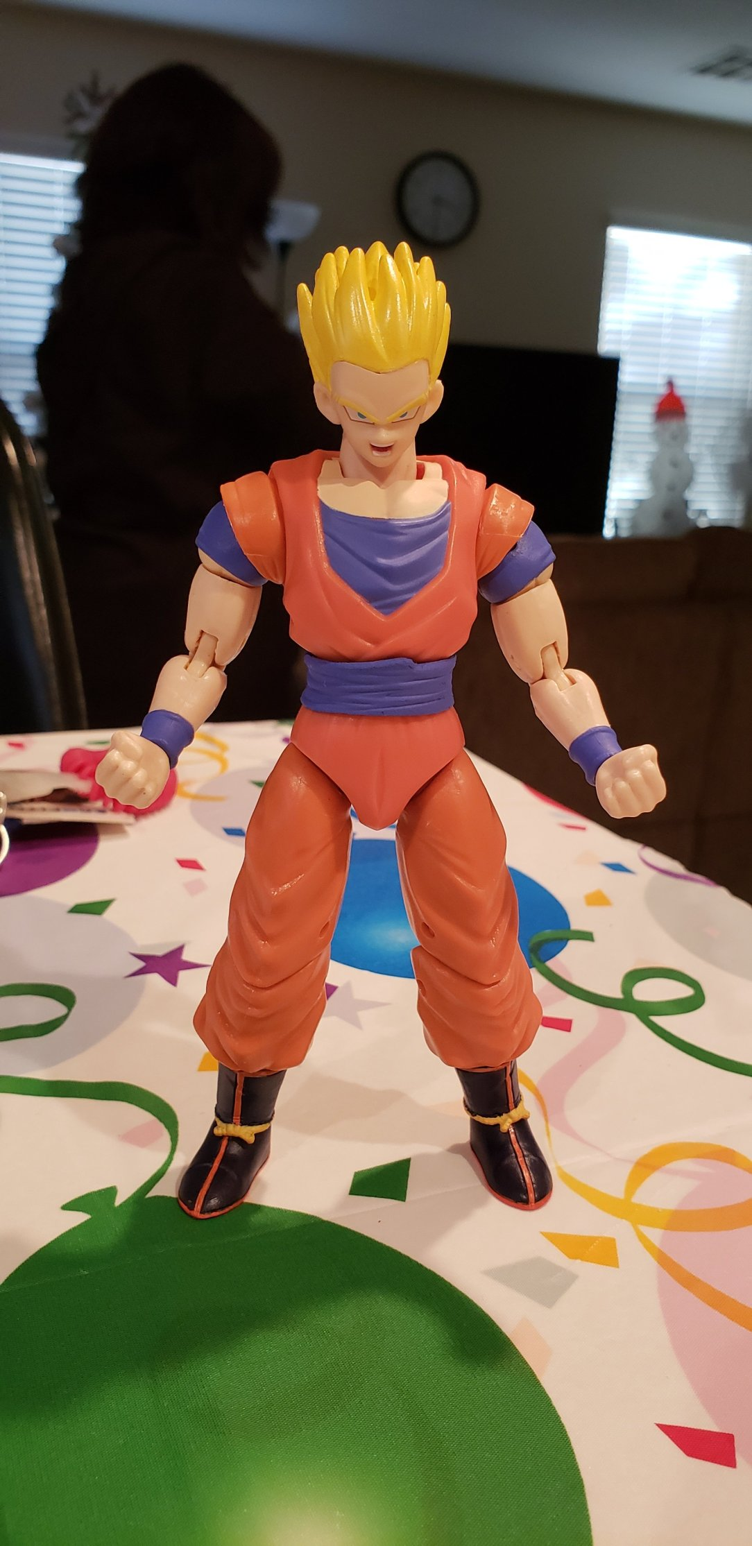 Dragon Stars Super Saiyan Gohan Figure Review Frankenculture