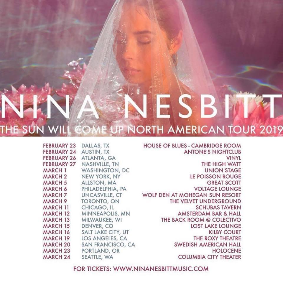 Nina Tour